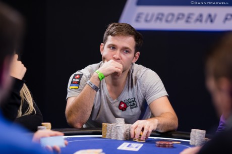PokerStars.fr EPT Deauville Main Event Day 3: Katchalov ChasingTriple Crown