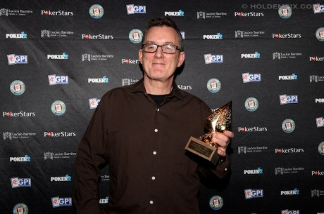 Barny Boatman and Toby Lewis Win European Poker Awards