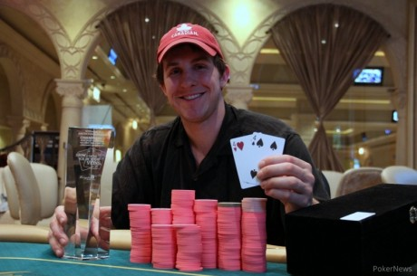 Borgata Winter Poker Open Day 16: Devon MacPherson Wins Event #21 for $42,768