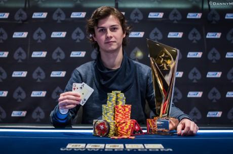Dominik Panka Vence High Roller €10,300 do PokerStars.fr EPT Deauville (€272,000)