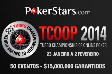 Turbo Championship of Online Poker Termina Hoje na PokerStars