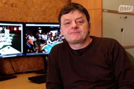 Tomasz Olbratowski z przymrużeniem oka o pokerze i Dominiku Pańce