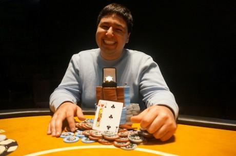 Jonathan Gaviao Wins World Series of Poker Circuit Harrah's Tunica for $181,757