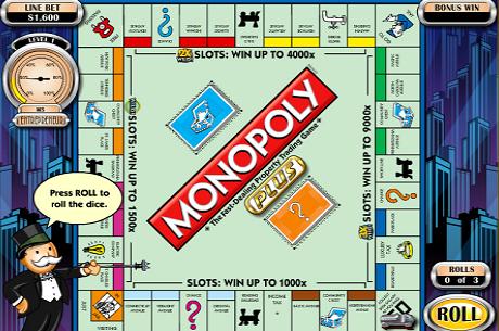 Próbáld ki a Monopoly-t a NetBet oldalán ajándék £10-ból és nyerj!