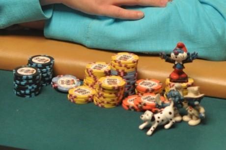 Фактор удачи в покере