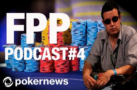 """FPP Podcast #4 - Futebol, Poker e Política com Carlos """"Poeira4"""" Branco"""