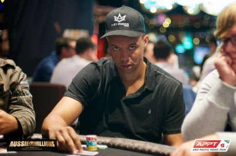 The Ivey Life - Episódio 1: Basquetebol com Phil Ivey e Mike Leah