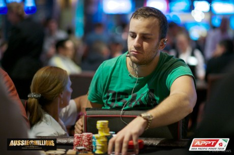 2014 Aussie Millions Main Event Day 2: Sorel Mizzi Among Leaders as 109 Advance