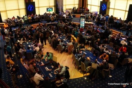 Estrellas Póker Tour de Madrid día 1A: Traut Heinz lidera a los 83 supervivientes
