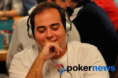 Brigadatada, Skyboy, Leguito e Eman no dia 2 do Estrellas Poker Tour Madrid