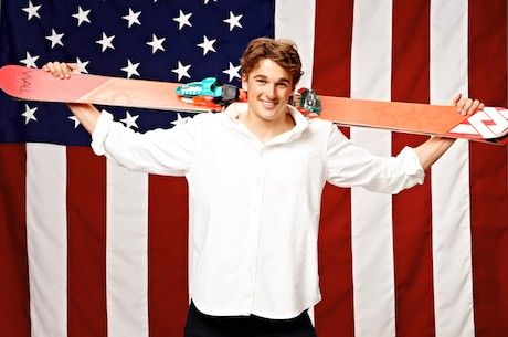 Olympians David Wise, Katie Uhlaender, and Nick Goepper Discuss Enthusiasm for Poker