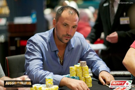 2014 Aussie Millions Main Event Day 3: Fazzino Leads; Seiver, Mizzi, Seidel Advance