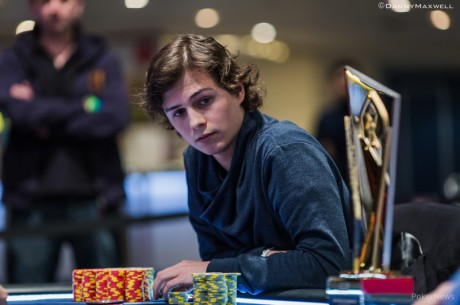 GPI - Dominik Panka Leaps Past Vanessa Selbst at the top