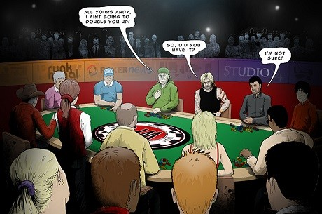 World's First Poker-Based Comic Book Debuts