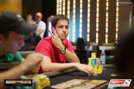 Strategy with Kristy: Darren Rabinowitz on Break in Aussie Millions Main Event