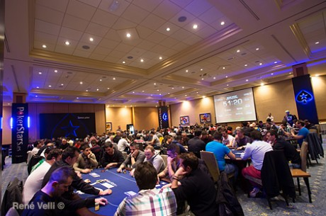 Mais 5 Lusos no dia 2 do Estrellas Poker Tour Madrid