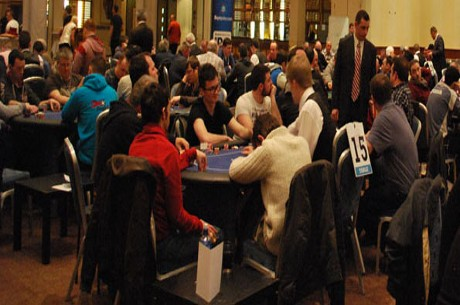 Mighty Joe Quinn Leads the IPO Galway Main Event After Day 1a
