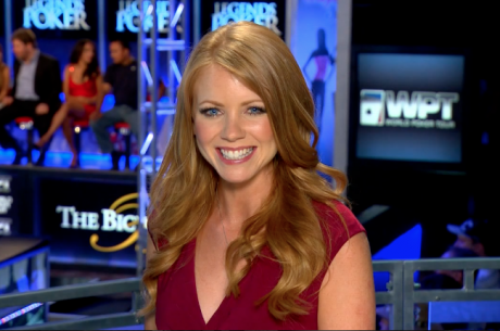 WPT on FSN Legends of Poker Part I: Lynn Gilmartin, Laker Girls, and a Fashion Report