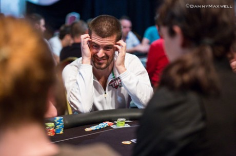 Покерные термины: даунсвинг