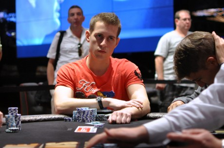 Mike McDonald 2nd in the Aussie Millions $100,000 Challenge