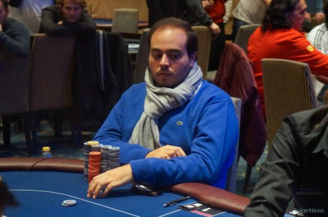 "Nuno ""Brigadatada"" Capucho Está na Final Table do Estrellas Poker Tour Madrid"