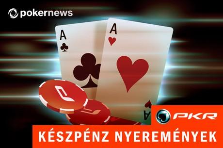 Készpénz nyeremények a PKR-en egész februárban a PokerNews új játékosainak