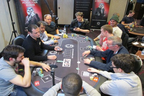 Only 27 players Remain in the GUKPT London Main Event