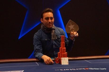 Estrellas Póker Tour de Madrid día 4: Víctor Antoranz se corona