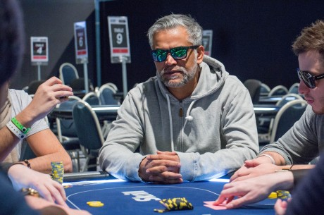 "Ayaz ""Dr.Machine"" Manji Já Marcou Lugar na Grand Final do PokerStars European Poker..."