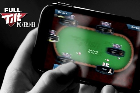 Rush Out and Try Full Tilt Poker's New Mobile App