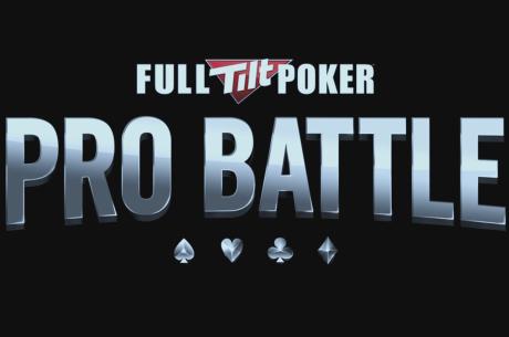 Full Tilt Poker Pro Battle: сегодня первый выпуск!