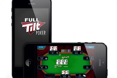 """Full Tilt Poker pristatė """"Rush"""" pokeriui skirtą mobiliąją programėlę"""