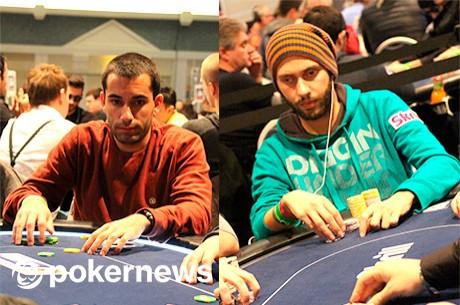 Naza114, Padrinho, jokacross, sanex_29, LuisFigo e mat3us a faturar na PokerStars
