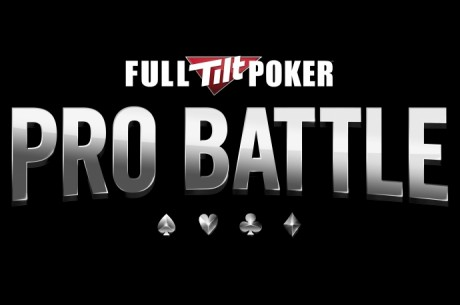 "PokerNews eteryje - ""Full Tilt Poker.net Pro Battle"" kovos"