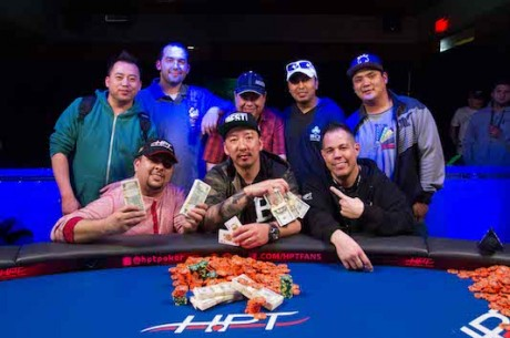 Joe Nguyen Takes Down Heartland Poker Tour Club One Main Event for $75,754