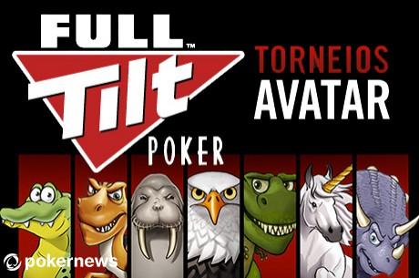 Torneio Avatar na Full Tilt Poker + $25 Grátis em Tickets MTOPS