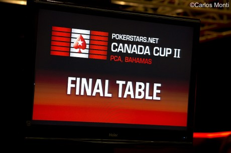 PokerStars' Canada Cup is Coming to Playground Poker Club!
