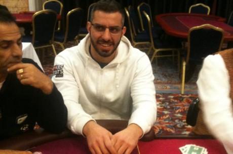 Princess Poker Tournament Day 1b: Μπροστά ο Δημητριάδης, συνεχίζει...