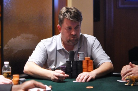 Hollywood Poker Open Tunica Day 1: Moneymaker With Half of the Chips in Play on Bubble