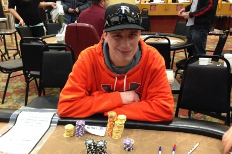 MSPT Season 5 Running Aces: Day 1b Brings Total Field to 354 Entries; Caspers Leads