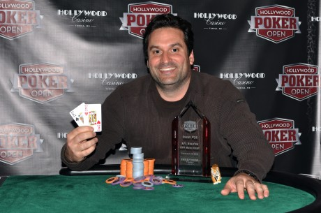 Toby Mathews Wins the Hollywood Poker Open Tunica Regional Championship