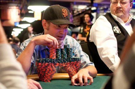 The Tough Road for a Poker Tournament Pro