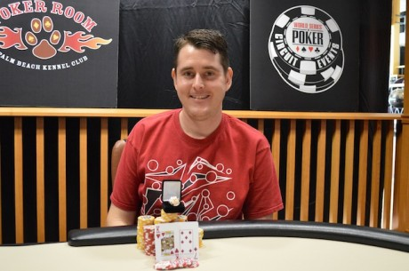 Three-Time WSOP Circuit Ring Winner Allegedly Caught Removing Chips from Tournament