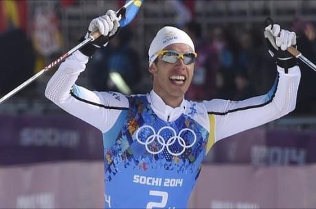 PokerStars SportStar Marcus Hellner Wins Olympic Gold Medal in Sochi