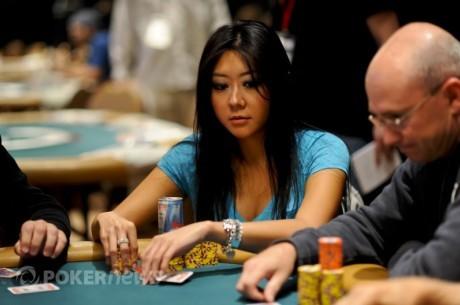 """Viena žaviausių pokerio merginų Maria Ho triumfavo """"Sunday 500"""" turnyre"""