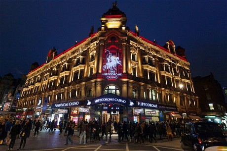 British Poker Awards Take Place at the Hippodrome on March 3