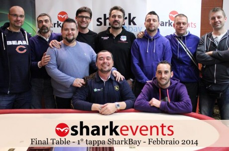 Giuseppe Pilloni Osvojio Sharkbay ME u Novoj Gorici, Miković 4. Mesto!