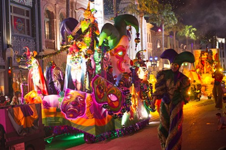 Enjoy Mardi Gras at this Weekend's Mid-States Poker Tour Belle of Baton Rouge Event