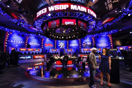 Five Thoughts: 2014 World Series of Poker Schedule, More Chip Issues, and Dan Shak