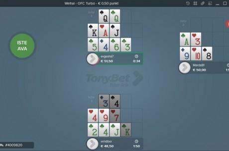 Õpime Hiina pokkerit! Kolmanda osa ülesanded